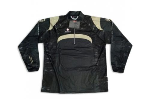 DH and Freeride jersey Trial Rider (Black)
