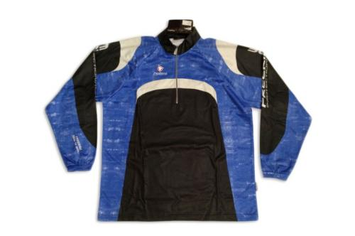Джерси для DH и Фрирайда Trial Rider (Blue)