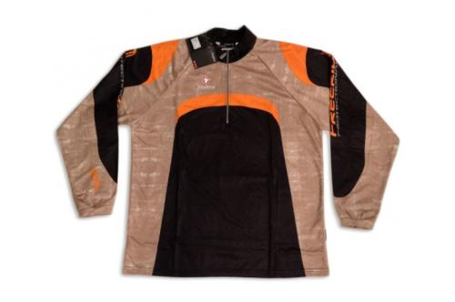 DH and Freeride jersey Trial Rider (Orange)