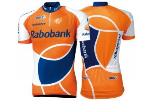 Профессиональная командная велоформа AGU Rabobank