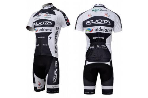Профессиональная командная велоформа Asics Kuota