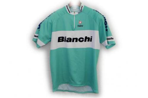 Профессиональная командная велоформа Bianchi Medion