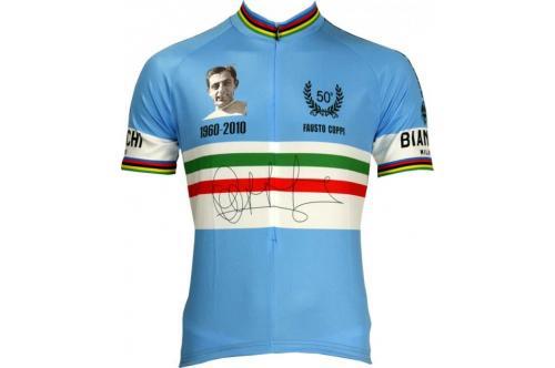 Профессиональная эксклюзивная велоформа Bianchi Milano Fausto Coppi