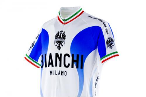 Профессиональная эксклюзивная велоформа Bianchi Milano (blue)