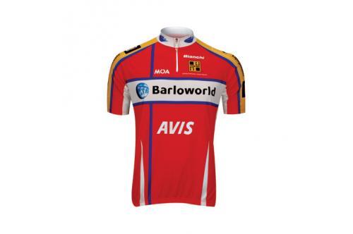 Профессиональная командная велоформа MOA BARLOWORLD