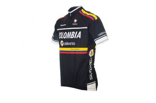 Профессиональная командная велоформа Nalini Colombia COLDEPORTES
