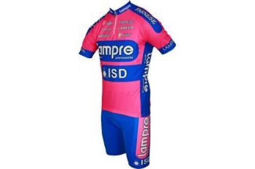 Профессиональная командная велоформа Nalini Lampre ISD