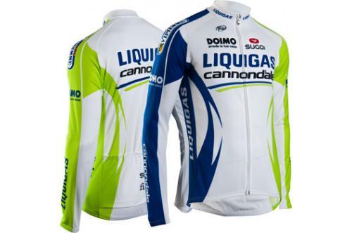 Профессиональная командная велоформа SUGOI Liquigas Cannondale