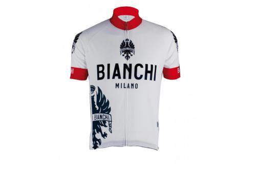 Профессиональная эксклюзивная велоформа Bianchi Milano (white)