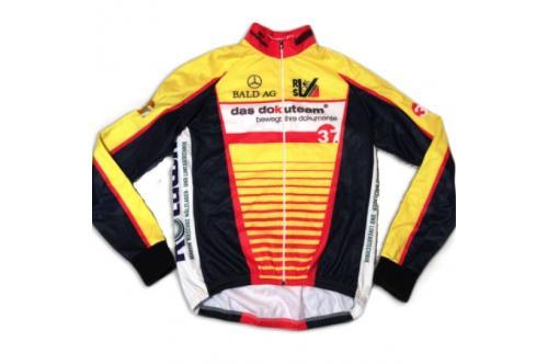 Велосипедная термокуртка BioRacer Merсedes Team