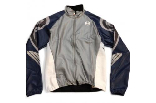 Зимняя велосипедная термокуртка MOA Silver