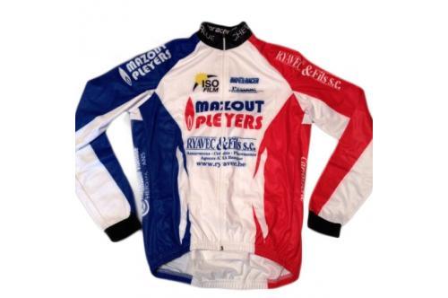 Велосипедная термокуртка BioRacer Mazout Pleyers