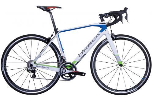 Подержанный шоссейный велосипед ORBEA ORCA M10i COFIDIS 16