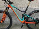 Full suspension bike Scott Genius 900 Tuned