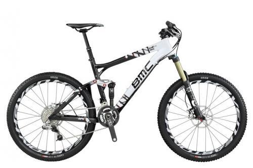 Подержанный горный двухподвесный велосипед BMC Trail Fox TF01