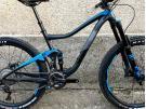 Новый двухподвесный велосипед Giant Trance 1.5 2019