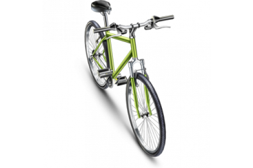 Горный велосипед, 650B хардтейл Hood Bike