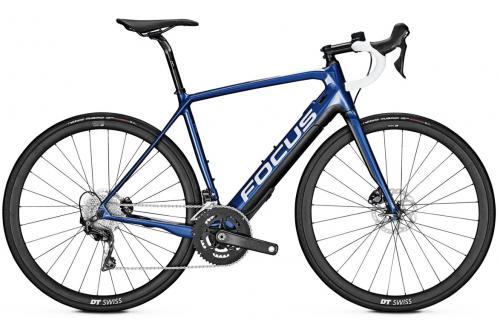 Новый электро шоссейный велосипед Focus Paralane2 9.7