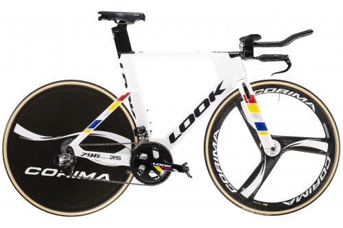 Разделочный велосипед для триатлона Look 796 Monoblade RS (Б/У)