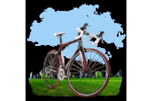 Подержанный шоссейный велосипед BLUBIKE ERA