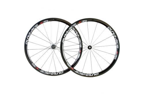 Подержанные колеса на шоссейный велосипед Shimano Dura Ace C35