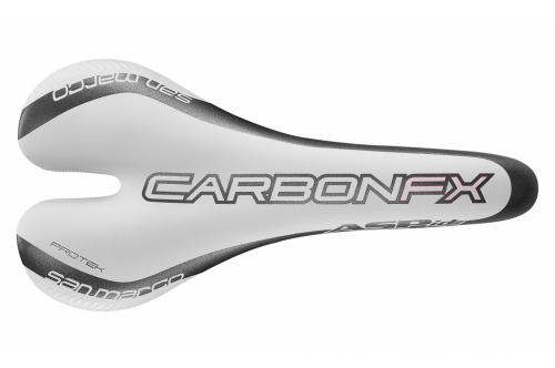 Bicycle saddle Selle San Marco Aspide Carbon FX