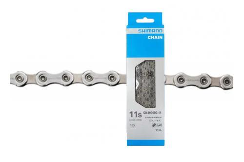 Велосипедная цепь Shimano 105 CN-HG600 (11-ск)