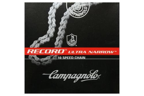 Велосипедная цепь Campagnolo Record (10-ск)