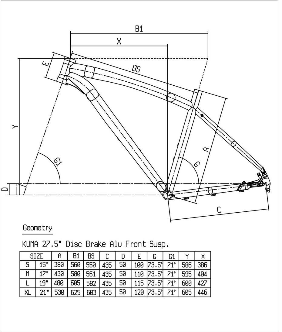 Bianchi Kuma 27 geometry