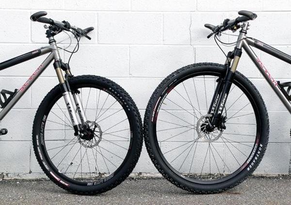 сравнение 29 дюймовых горных велосипедов