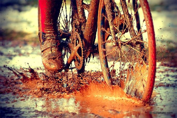 уход и мойка велосипеда