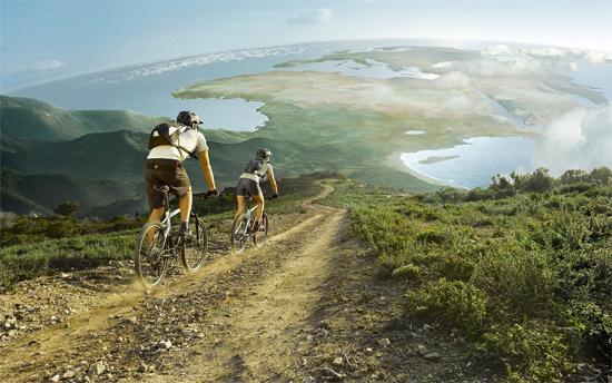 велосипед для велотуризма