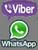Viber-Whatsup